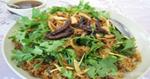 สะเดาทรงเครื่อง อาหารไทย เมนูปลา