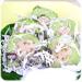 ขนมข้าวต้มหัวหงอก ขนมไทยโบราณ ของหวาน เมนูข้าวเหนียว