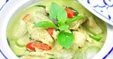 อาหารไทย เมนูน้ำยา สูตรอาหาร แกงเขียวหวาน