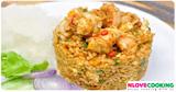 เมนูผัด อาหารจานเดียว สูตรอาหารไทย ข้าวผัดผงกะหรี่ทะเล