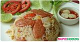 อาหารไทย ข้าวผัดกับกุนเชียง เมนูผัด ข้าวผัด
