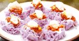 ขนมเรไรหน้าปู อาหารไทย เมนูน้ำยา สูตรอาหาร