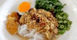 อาหารไทย เมนูน้ำยา สูตรอาหาร ขนมจีนน้ำยาป่า