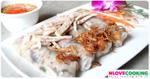 ปากหม้อญวน อาหารเวียดนาม สอนทำปากหม้อ สูตรปากหม้อ