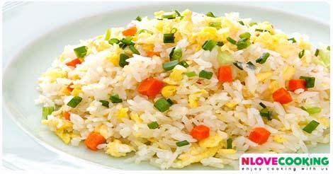 ข้าวผััดไข่ วิธีทำข้าวผัด อาหารไทย เมนูข้าวผัด