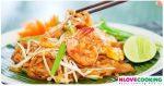 ผัดไท ผัดไทยกุ้งสด ผัดไทย วิธีทำผัดไทย