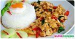ผัดกระเพราไก่ สูตรผัดกระเพราไก่ วิธีทำผัดกระเพราไก่ ผัดกระเพรา