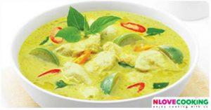 แกงเขียวหวานไก่ สูตรแกงเขียวหวานไก่ วิธีทำแกงเขียววหานไก่ แกงเขียวหวาน