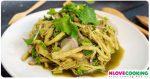 ซุปหน่อไม้ วิธีทำซุปหน่อไม้ อาหารไทย อาหารอีสาน