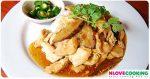 ข้าวหน้าไก่ วิธีทำข้าวหน้าไก่ สูตรข้าวหน้าไก่ เมนูไก่