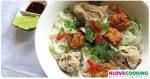 ขนมจีนน้ำใส เมนูเส้น เมนูหมู อาหารเวียดนาม