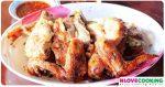 ไก่ย่างวิเชียรบุรี สูตรไก่ย่างวิเชียรบุรี อาหารไทย เมนูไก่