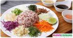 ข้าวยำ อาหารใต้ อาหารสุขภาพ อาหารไทย