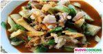 แกงป่าหมู วิธีทำแกงป่า อาหารไทย เมนูแกงป่า