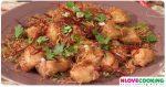 ไก่ทอดขิง ไก่ทอดสมุนไพร อาหารไทย เมนูอาหาร