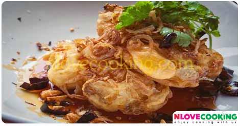 ไข่ดาวลูกเขย เมนูไข่ เมนูทอด อาหารไทย