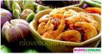 น้ำพริกกลางดง อาหารไทย เมนูน้ำพริก เมนูอาหาร