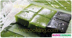ขนมศิลาอ่อน ขนมไทย อาหารไทย สูตรขนมศิลาอ่อน