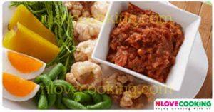 น้ำพริกปักษ์ใต้ อาหารไทย อาหารใต้ เมนูน้ำพริก