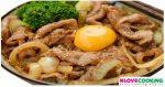 หมูผัดขิง โชกะยากิ อาหารญี่ปุ่น เมนูหมู