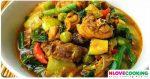 แกงแคไก่ เมนูอาหาร อาหารไทย สูตรอาหาร
