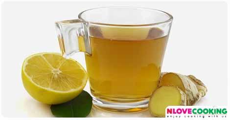 น้ำผึ้งมะนาว น้ำสมุนไพร เครื่องดื่มเพื่อสุขภาพ