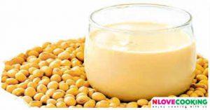 นมถั่วเหลือง น้ำเต้าหู้ น้ำสมุนไพร เครื่องดื่ม