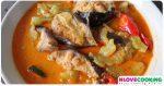 แกงคั่วมะระปลาดุก เมนูแกง เมนูปลา อาหารไทย