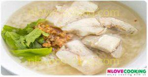 ข้าวต้มปลามิโซะ เมนูปลา อาหารญี่ปุ่น