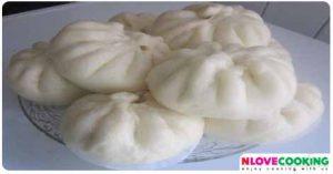 ซาลาเปา เมนูหมู เมนูนึ่ง อาหารจีน